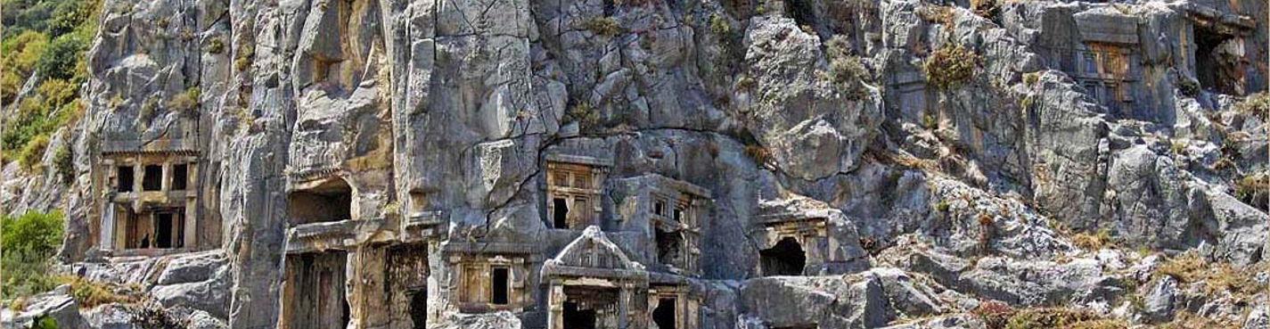 Экскурсия в Мира-Кекова-Демре-церковь Св.Николая из Алании
