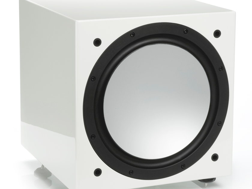 Monitor Audio Silver W12 Subwoofer - Brand New-in-Box; 5 Yr. Warranty; 30% Off; Free Shipping