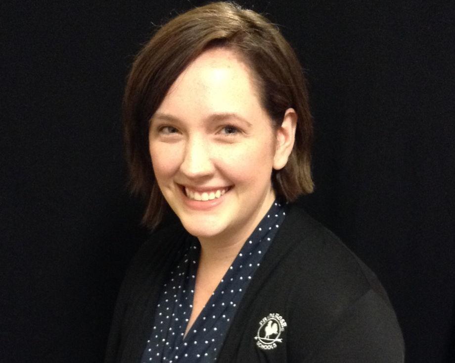 Ms. Samantha Velasco , Float Teacher