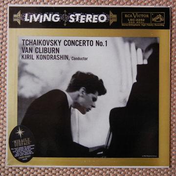 Concerto No. 1-Van Cliburn