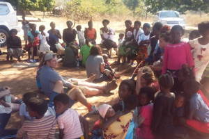 Visit a Local Village in Zambia