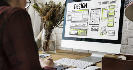 Image for Why Flat Design May Be Confusing Your Website Visitors