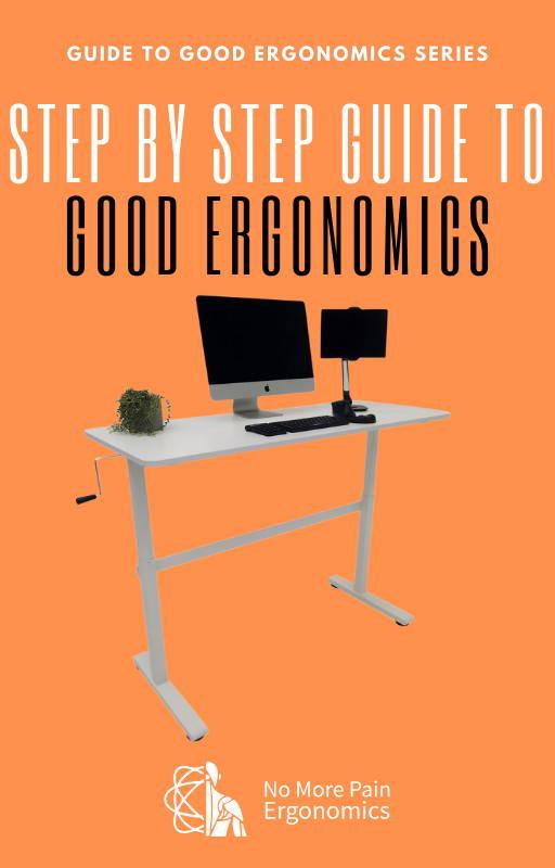 Guide to ergonomic workstation setup