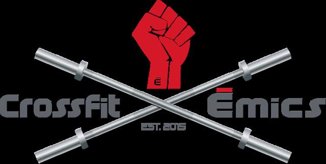 CrossFit Emics logo