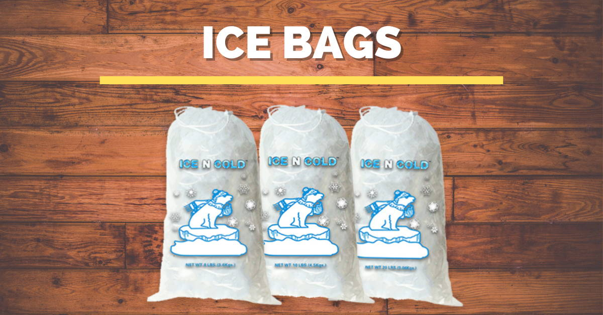C-Store Packaging | Ice Bags
