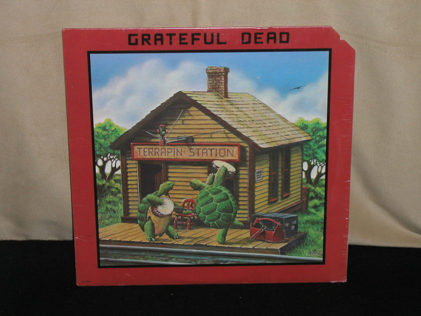 "Grateful Dead ""Terrapin Station"" - Arista 7001 STILL SEALED from 1978.  No barcodes on back cover."