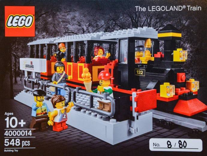 LEGOLAND Train 4000014