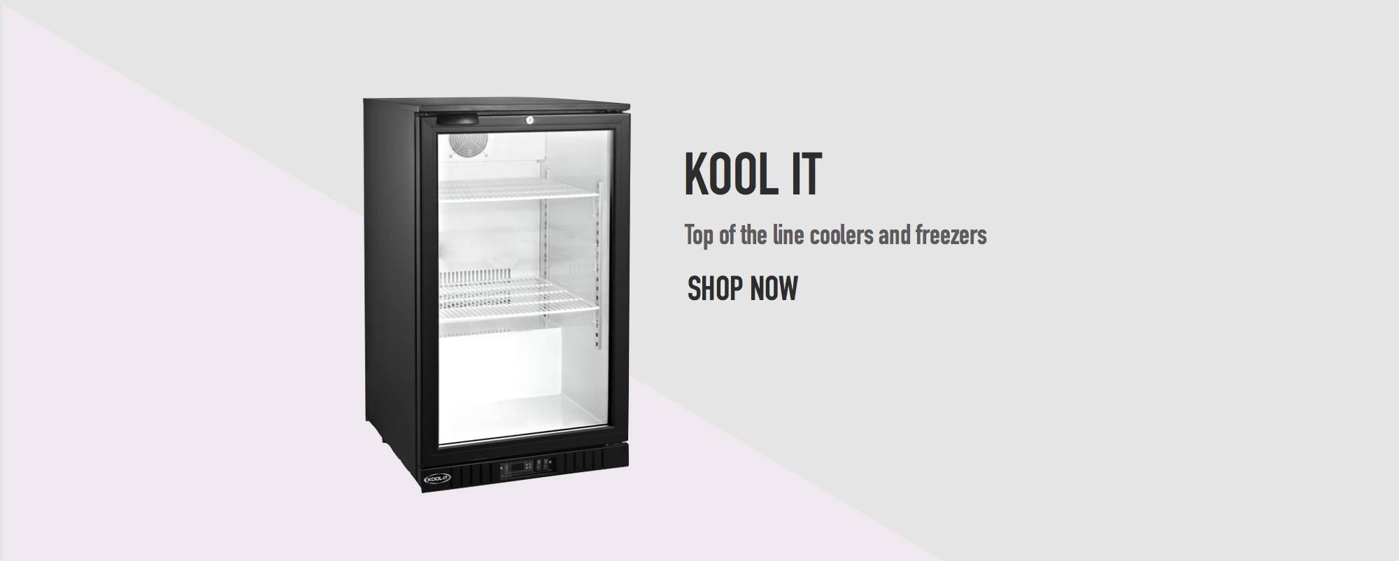 Kool It Coolers and Freezers
