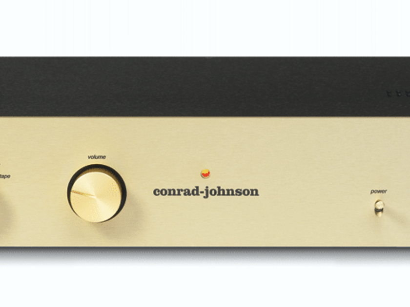 conrad johnnson Classic Tube Power Amplifier, New with Full Warranty and Free Shipping