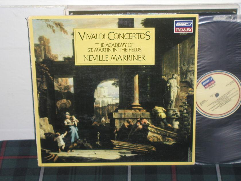 Marriner/AoStMitF - Vivaldi Concertos London STS15574