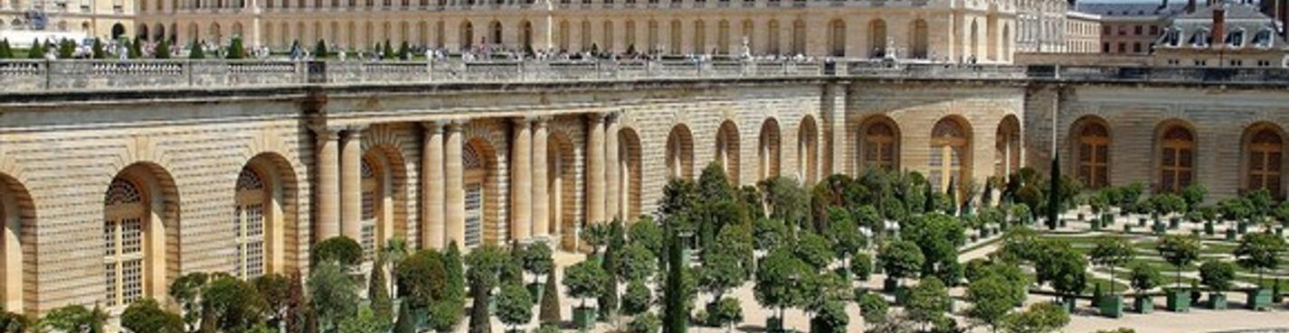 Поездка в Версаль (с аудиогидом)