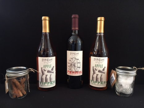 Mull It Over Gift Crate from Fair Game Beverage