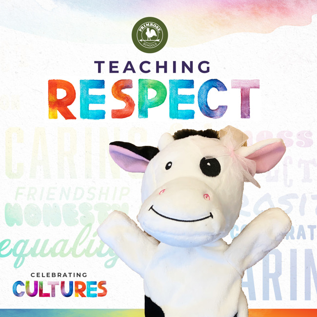 """Molly the cow, words read: """" RESPECT"""""""