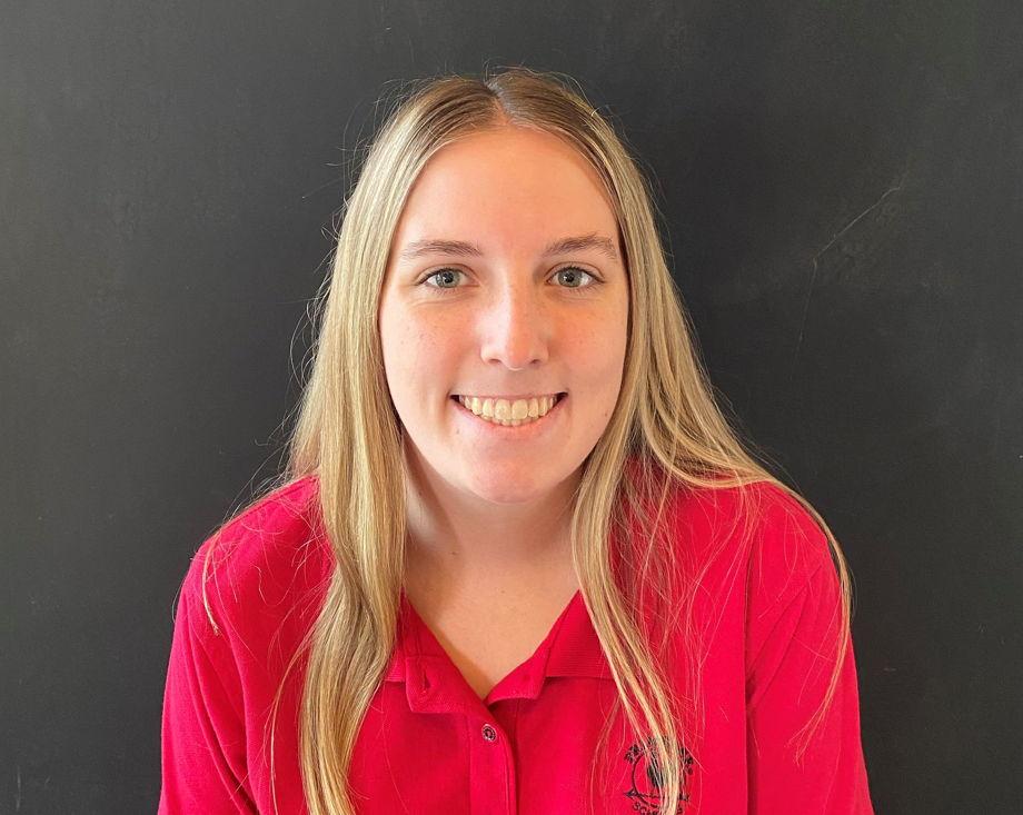 Hannah Stout , School Assistant