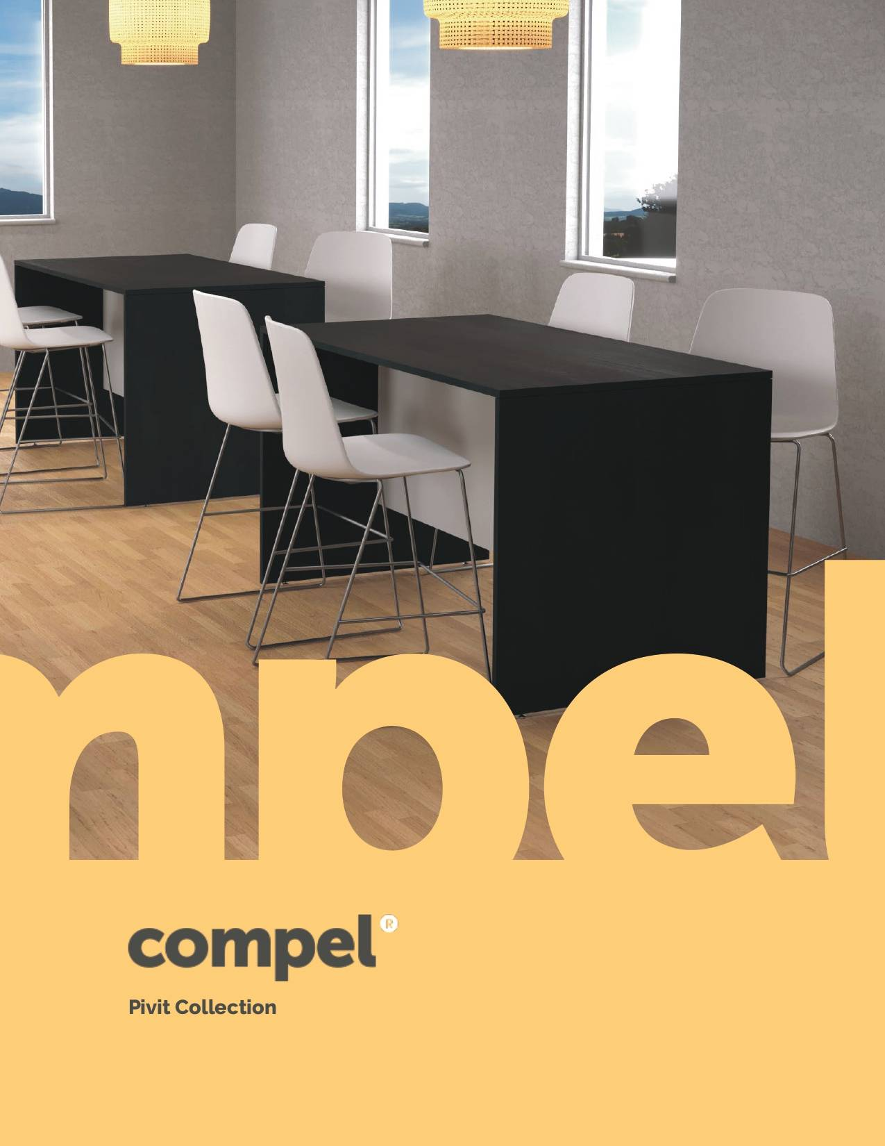 Compel Furniture Pivit Collection Brochure
