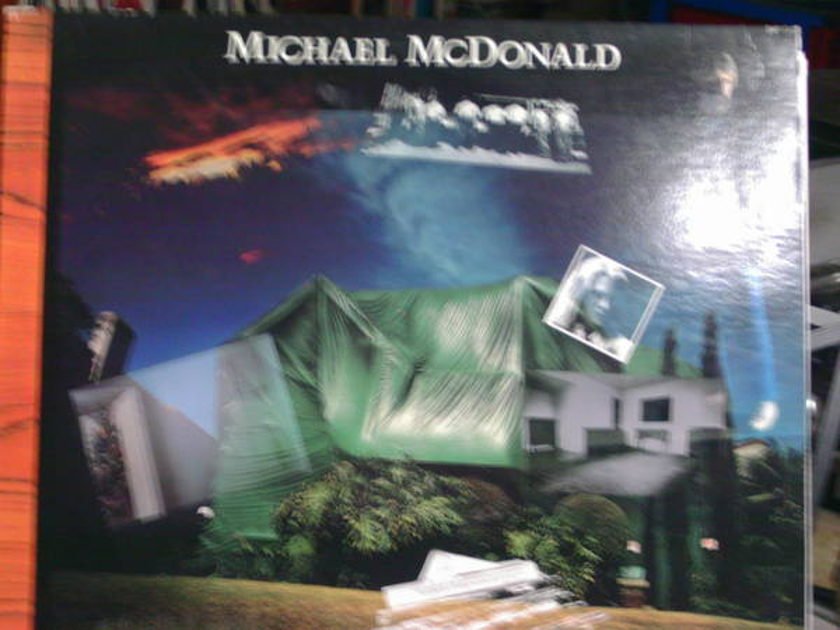 Michael mcdonald - NO LOoking back