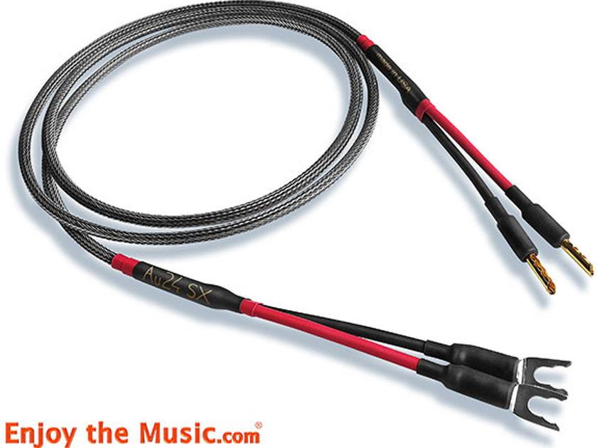 Audience AU 24 SX Speaker cables