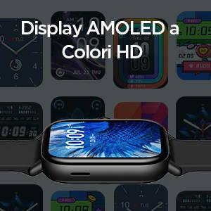 Amazfit GTS 2 -  Colore e Chiarezza & Quadranti Personalizzati