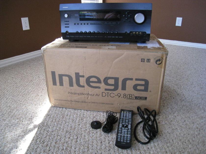 Integra DTC 9.8 A/V Controller