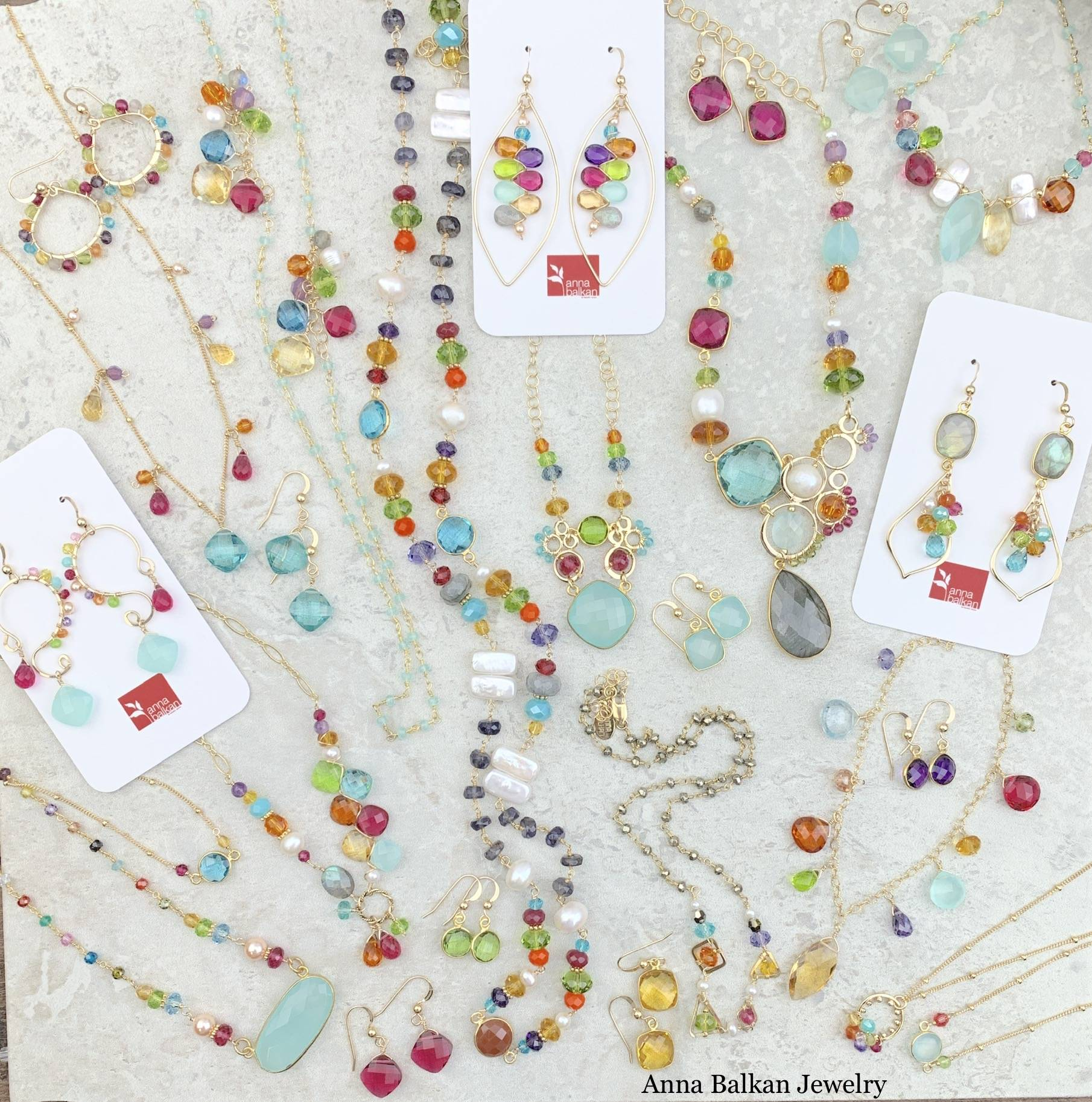 Russia Collection Chalcedony Anna Balkan
