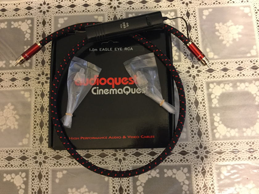 Audioquest  Eagle Eye RCA 1M Digital Cable