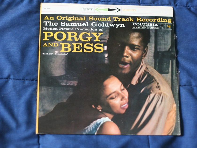 The Samuel Goldwyn - Porgy and Bess Soundtrack OS 2016