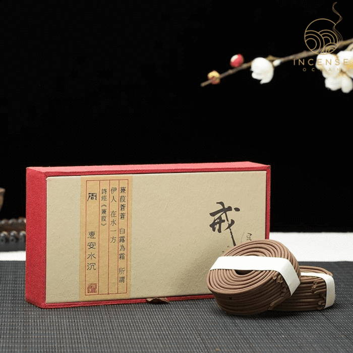 incense coil for home