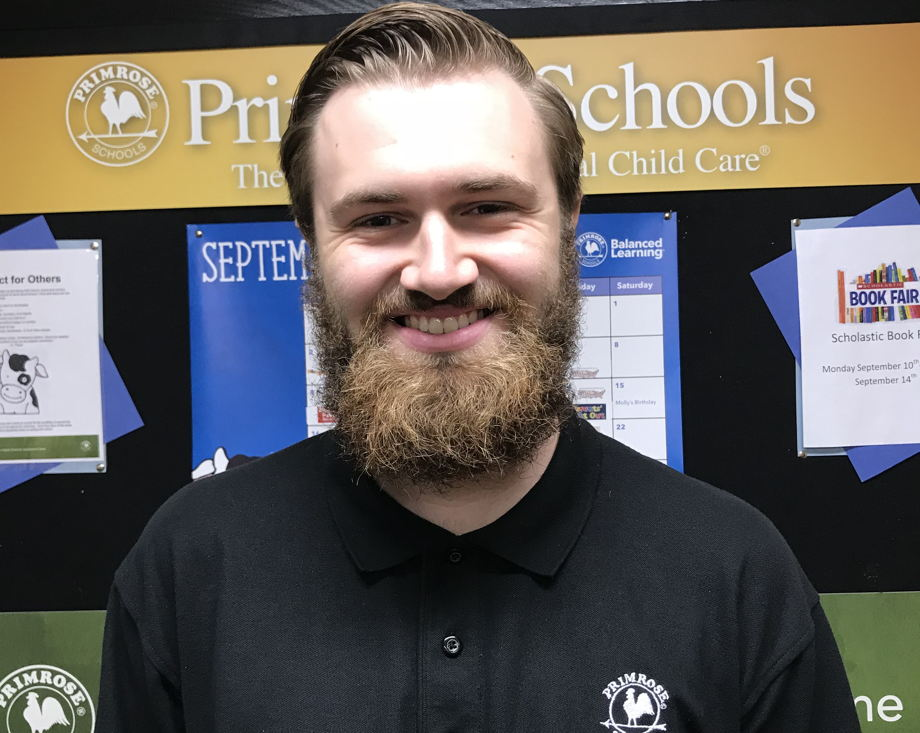 Mr. Dallas Johnson , Pre-Kindergarten Teacher