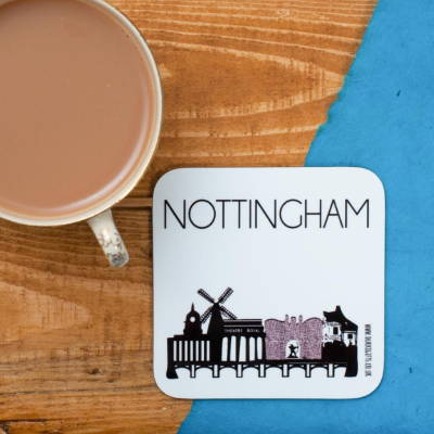 nottingham skyline coaster