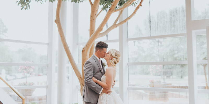 Summer Wedding Inspiration Styled Shoot at the Mint Museum Randolph