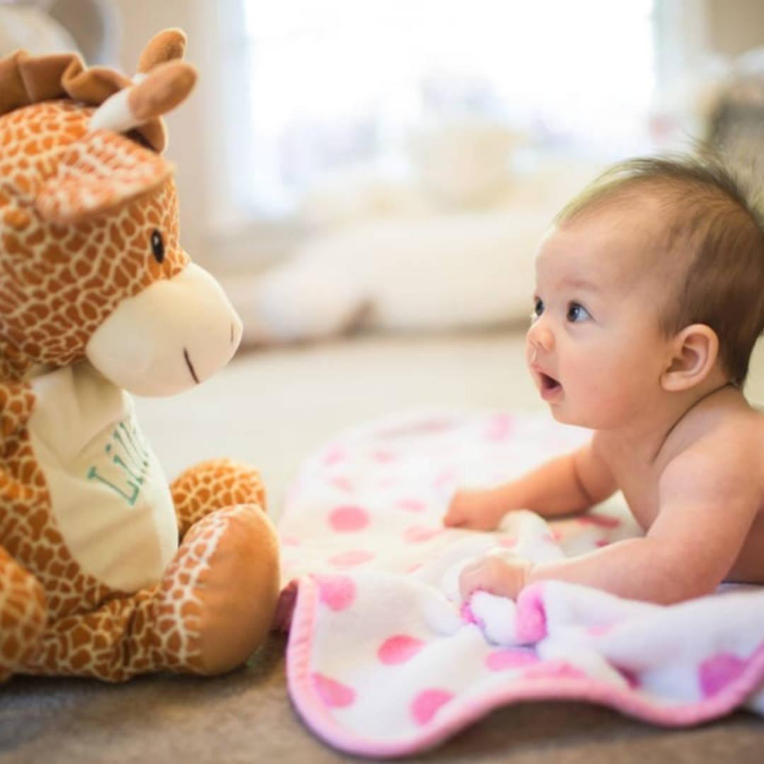 Tips to make tummy time enjoyable for baby