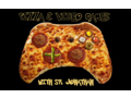Pizza and Video Games with Sr. Jonathan