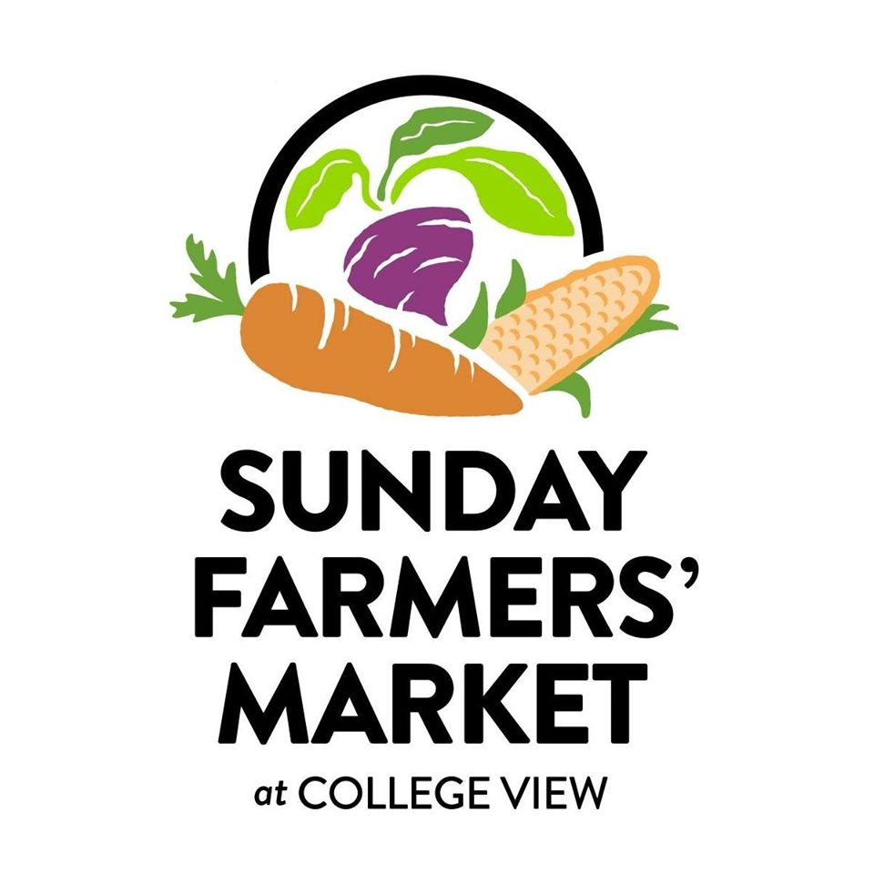 Picture of The Sunday Farmers' Market is located on 4801 Prescott Avenue at the College View Seventh-day Adventist Church.