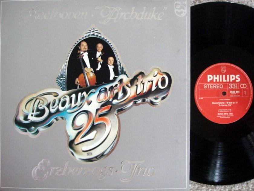 Philips / BEAUX ARTS TRIO, - Beethoven Archduke Trio, NM!