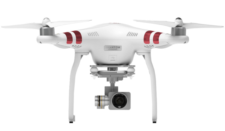 The DJI Phantom 3 Standard is a well-rounded entry-level drone