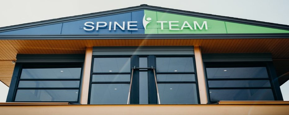Spine Team - N Evergreen Rd.