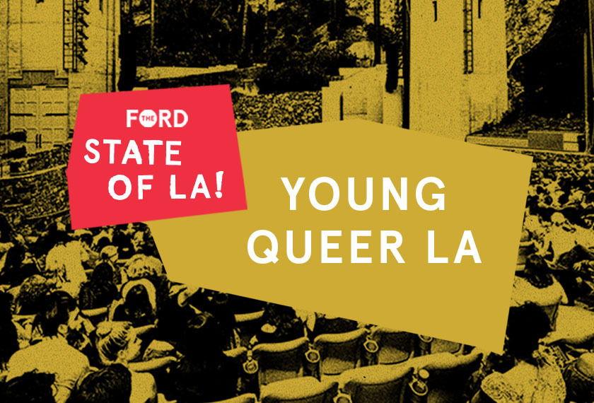 Young Queer LA artwork