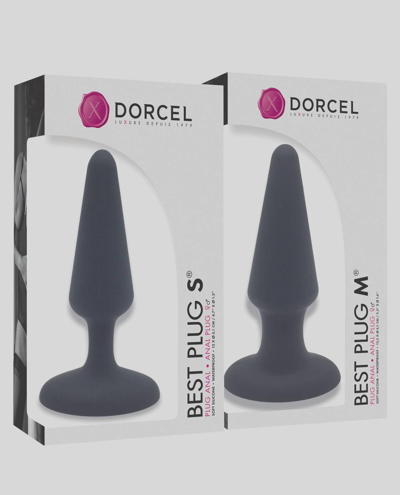 dorcel plug starter kit