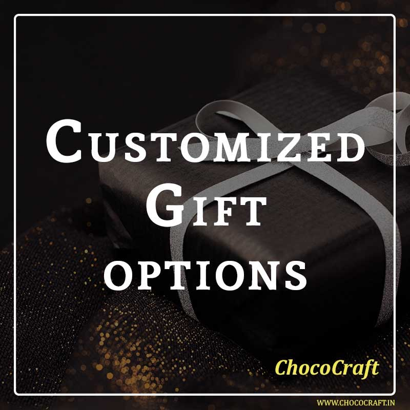 Customised gifting solution by Chococraft