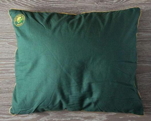 Подушка из пленки ядра кедрового ореха, 50х60 см