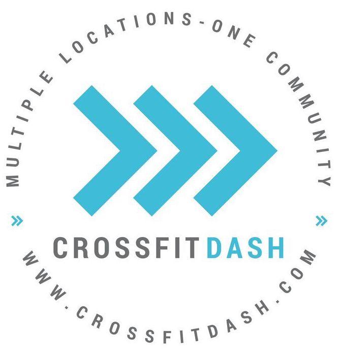 Crossfit Dash logo