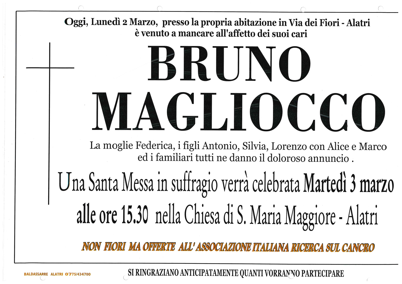 Bruno Magliocco