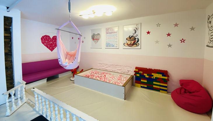 spielzimmer kleinkindspielbereich