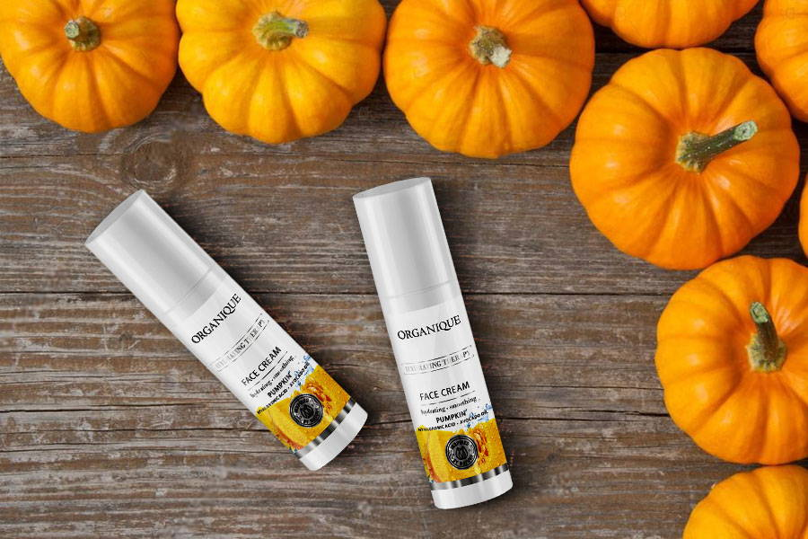 Hydrating And Smoothing Face Cream from Organique cosmetics inspired by nature