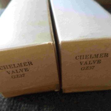CV378 GZ37 53KU, NOS, NIB ,by Chelmer (MULLARD),