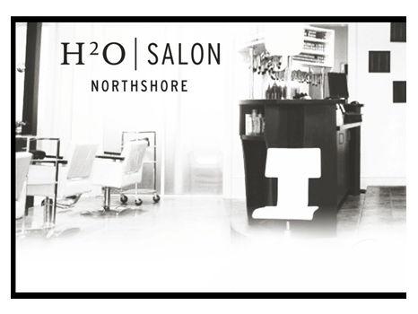 $40 H20 Salon Haircut