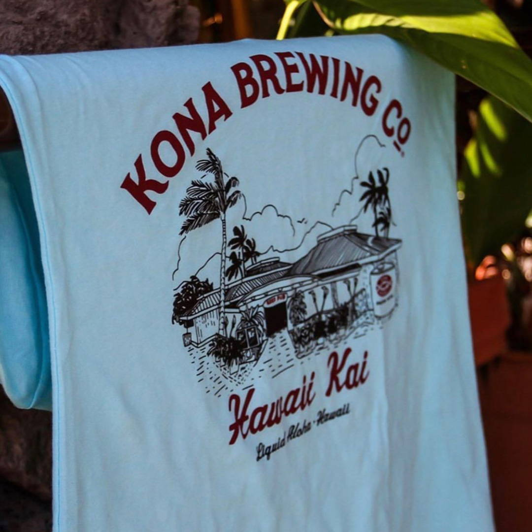 Kona Brewing Tee