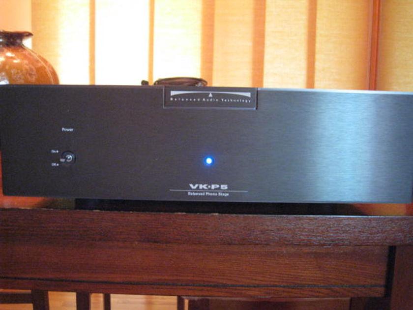 BAT (Balanced Audio Technology) VK-P5 (UPGRADED)