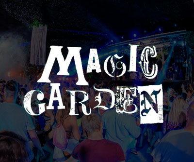 Magic Garden Ibiza party calendar, Benimussa Park tickets