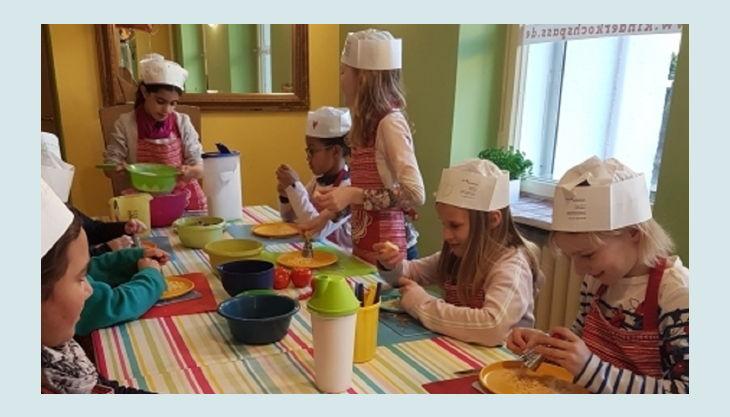 kinder kochschule geburtstagsessen